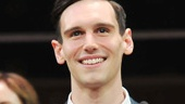 """Can you believe it?!"" asked the ever adorable Cory Michael Smith as he accepted the award for Favorite Play for the recently closed Breakfast at Tiffany's."