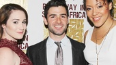 Broadway in South Africa – 5th anniversary – Emma Hunton – Adam Kantor – Lilli Cooper