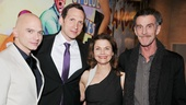 Michael Cerveris, Stephen Kunken, Kathryn Erbe and John Glover lead the cast of Richard Nelson's Nikolai and the Others at Lincoln Center Theater.