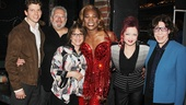 If Patti LuPone and Lily Tomlin loved Kinky Boots, you sure will, too! Come see what Stark Sands, Harvey Fierstein, Billy Porter and Cyndi Lauper are up to at the Al Hirschfeld Theatre!