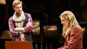 Arthur Darvill as Guy and Joanna Christie as Girl in Once.
