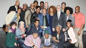 Quincy Jones at 'Motown' — Quincy Jones — Tommy Hilfiger — Company