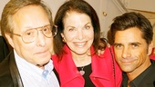 """Billy Friedkin and Sherry Lansing are huge supporters of Angela and me, and we love them. Billy and I did Twelve Angry Men together. And John Stamos just loves the play. I think it was his second or third time seeing it because he's good friends with Maura Tierney."""