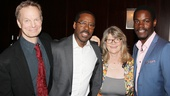 Bill Irwin, Courtney B. Vance, Judith Ivey and Stephen Tyrone Williams catch up with each other at one of the season's most anticipated events.