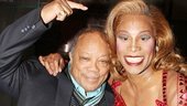 Even the great Quincy Jones is wowed by Billy Porter's phenomenal performance as Lola in Kinky Boots.
