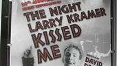 The Night Larry Kramer Kissed Me- David Drake