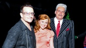 Spider-Man - 1000th Performance - Bono - Rebecca Faulkenberry - Michael Mulheren