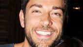 Zachary Levi and Krysta Rodriguez at 'Kinky Boots' — Zachary Levi — Krysta Rodriguez