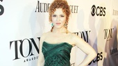 Two-time Tony winner Bernadette Peters is a Broadway institution who never misses a chance to shine on the red carpet.
