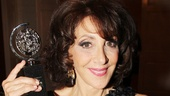 2013 Tony Awards Winner's Circle – Andrea Martin
