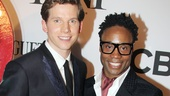 Tony Red Carpet- Stark Sands- Billy Porter