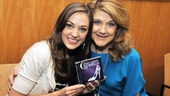 "A highlight of the Cinderella album is Laura Osnes and Victoria Clark's duet ""Impossible/It's Possible."""