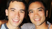 'Venice' Opening at the Public — Conrad Ricamora — Jose Llana