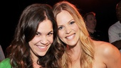 Lindsay Mendez and Katie Rose Clarke have the honor of playing Elphaba and Glinda, respectively, as Wicked marks its latest milestone.