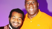 Magic Johnson at Motown — Brandon Victor Dixon — Magic Johnson