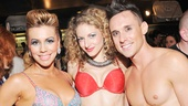 Broadway Bares 2013 — Angel Reed — Lauren Molina — Nick Cearley