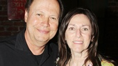Monsters University star Billy Crystal spends the afternoon of theater with his wife, Janice.