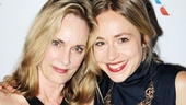 Lisa Emery and Sarah Goldberg give some serious heart to the women of Tom Durnin.