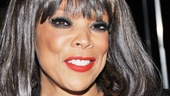 Wendy Williams looks gorgeous from head to toe in her glam Chicago costume!