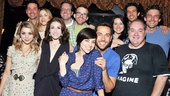 Look at this gorgeous group! Krysta Rodriguez, Zachary Levi and members of the show's cast and creative team can't wait for you to check out their First Date!