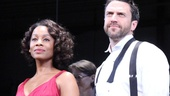 Screen stars and Broadway headliners Anika Noni Rose and Raul Esparza make their grand return to the stage in this political musical.