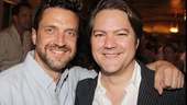 Cradle Will Rock- Raul Esparza- Robert Petkoff