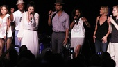 Remember the love! The stars of Rent reunite, joined by Billy Porter, Adrienne Warren and Jenn Colella.