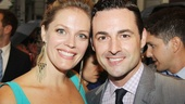Could Broadway besties Elizabeth Stanley and Max Von Essen look more stylish!? We doubt it!