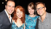 'Love's Labour's Lost' Opening — Caesar Samayoa — Maria Thayer — Michelle Federer — Norbert Leo Butz