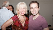 Nancy Opel plays Rob McClure's late mother Bea in the new tuner.