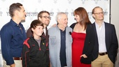The Landing - Meet & Greet - Paul Anthony Stewart - Frankie Seratch - Greg Pierce - John Kander - Julia Murney - David Hyde Pierce