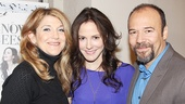 Tony winners Victoria Clark and Mary-Louise Parker, who play sisters in The Snow Geese, form a starry trio with Tony nominee Danny Burstein.