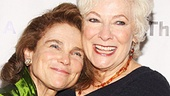 Aww! Tovah Feldshuh (who is about to step into the Tony-winning revival of Pippin) obviously loved her pal Betty Buckley's performance.