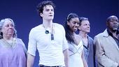 Romeo and Juliet – Opening Night – Jayne Houdyshell – Orlando Bloom – Condola Rashad – Brent Carver – Chuck Cooper