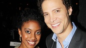 Romeo and Juliet – Opening Night – Condola Rashad – Justin Guarini