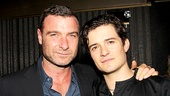 Romeo and Juliet – Opening Night – Liev Schreiber – Orlando Bloom