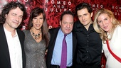 Romeo and Juliet – Opening Night – David Leveaux – Susan Bristow – Jimmy Nederlander – Orlando Bloom – Margo Nederlander