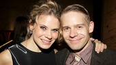 There's some sibling love in the air for Celia and Andrew Keenan-Bolger.