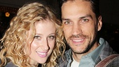 'The Glass Menagerie' Opening — Caissie Levy — Will Swenson