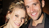 Celia Keenan-Bolger reconnects with her studly Peter and the Starcatcher co-star Adam Chanler-Berat.