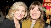 Tony winner Debra Monk and filmmaker Emma Tammi are on hand for Bad Jews' opening night.
