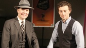 'Gentleman's Guide to Love & Murder' Press Day — Jefferson Mays — Bryce Pinkham