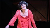 Chita Rivera basks in the audience's thunderous applause after headlining Chita: A Legendary Celebration.