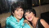 Lucie Arnaz and Chita Rivera go way back: The pair performed together in 1979's Broadway benefit V.I.P. Night on Broadway.