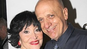 Chita Rivera and BC/EFA Executive Director Tom Viola are thrilled to join forces on this gala benefit evening.
