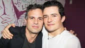 Celebs at Romeo and Juliet - Mark Ruffalo - Orlando Bloom