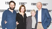 Too Much, Too Much, Too Many - Meet & Greet - Luke Kirby - Rebecca Henderson - Phyllis Somerville - James Rebhorn