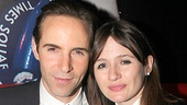 The Winslow Boy – Opening Night – Alessandro Nivola – Emily Mortimer
