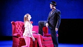 Julia Murney & David Hyde Pierce in The Landing