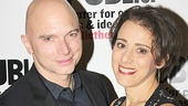 Broadway greats Michael Cerveris and Judy Kuhn have a complicated marriage in Fun Home.